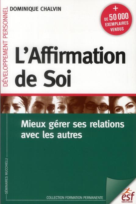 L AFFIRMATION DE SOI