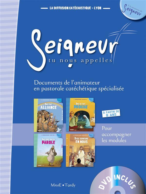 DOCUMENTS DU CATECHISTE POUR LA PCS (+DVD)