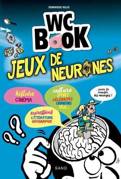 WC BOOK JEUX DE NEURONES