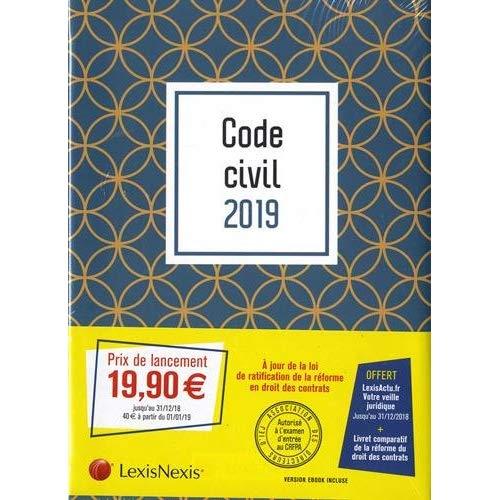 CODE CIVIL 2019 - GALAPAGOS