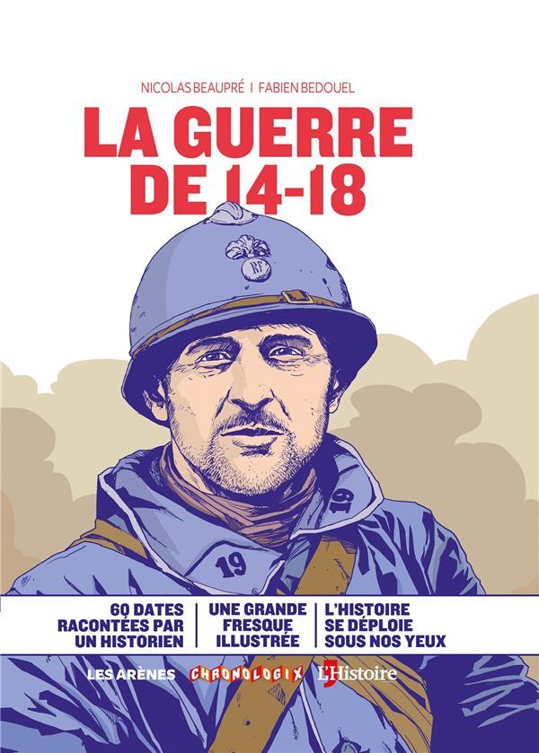 CHRONOLOGIX : LA GUERRE DE 14-18
