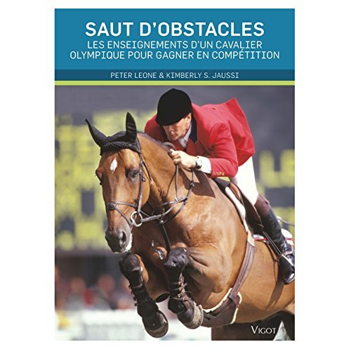 SAUT D OBSTACLE
