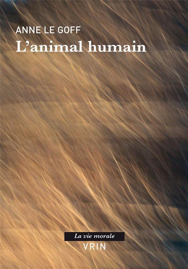 L ANIMAL HUMAIN