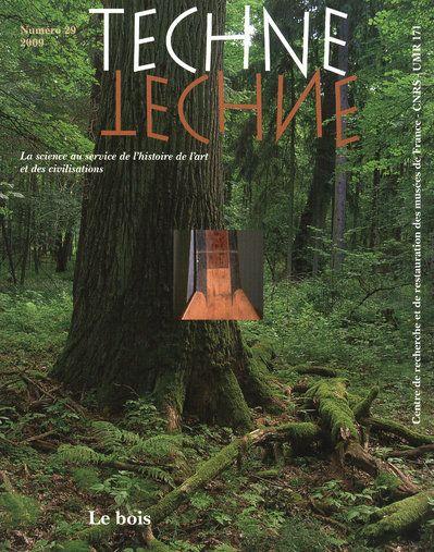 TECHNE N 29 2009 - LA SCIENCE AU SERVICE DE L'HISTOIRE DE L'ART ET DES CIVILISATIONS