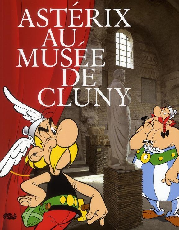 ASTERIX AU MUSEE DE CLUNY