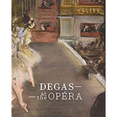 EDGAR DEGAS A L'OPERA (GB)