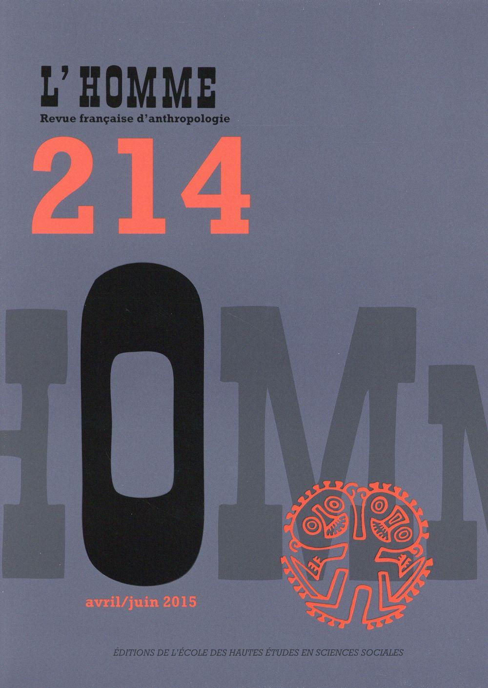 L'HOMME 214