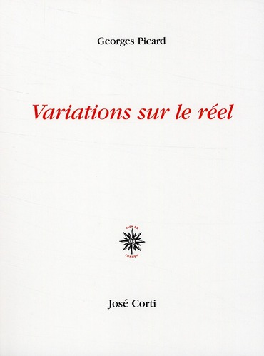 VARIATIONS SUR LE REEL