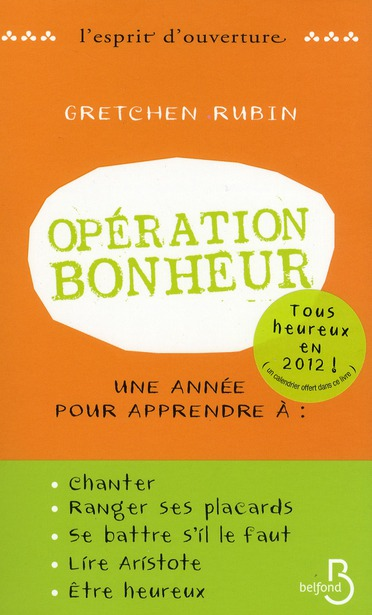 OPERATION BONHEUR