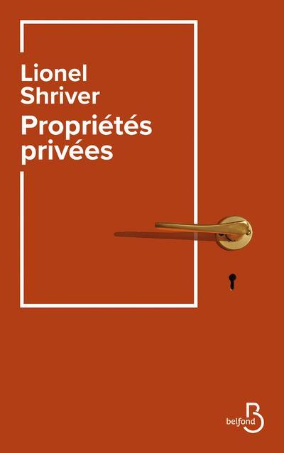 PROPRIETES PRIVEES