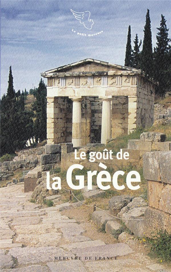 LE GOUT DE LA GRECE