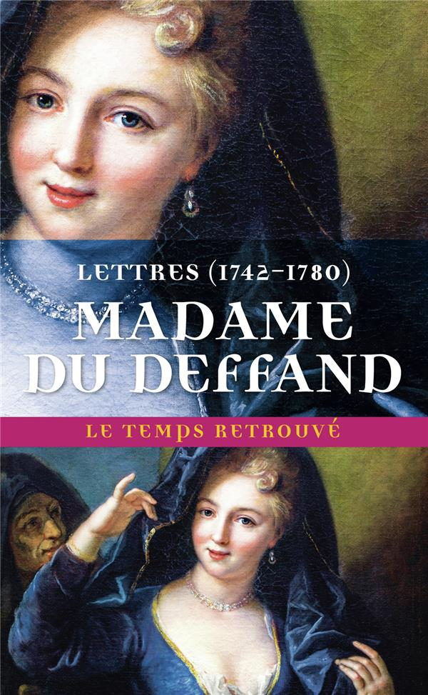 LETTRES 1742-1780
