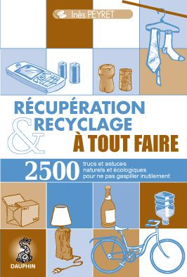 RECUPERATION ET RECYCLAGE A TOUT FAIRE GUIDE PRATIQUE ECOLOGIQUE - 2500 TRUCS ET ASTUCES NATURELS ET