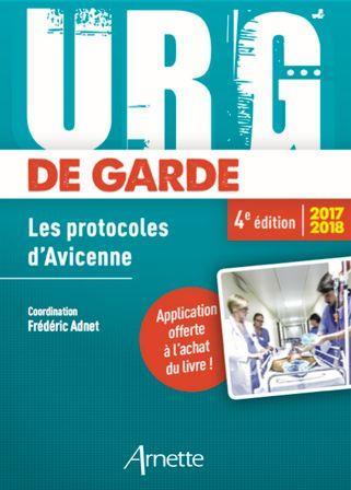 URG DE GARDE 2017 2018