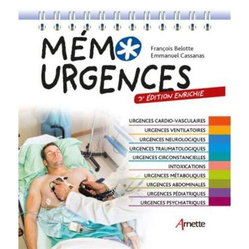 MEMO URGENCES