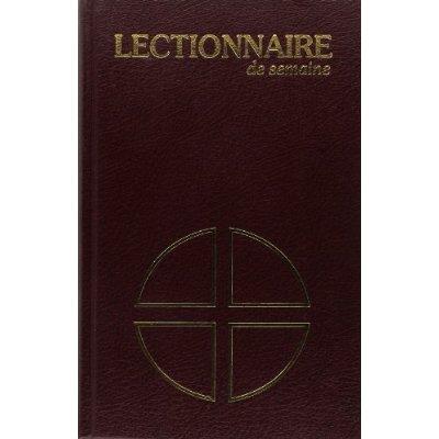 LECTIONNAIRE DE SEMAINE