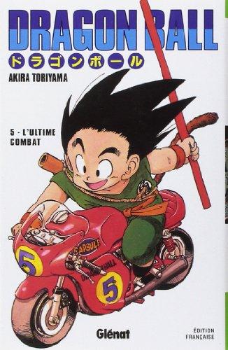 DRAGON BALL (SENS DE LECTURE JAPONAIS) - TOME 05