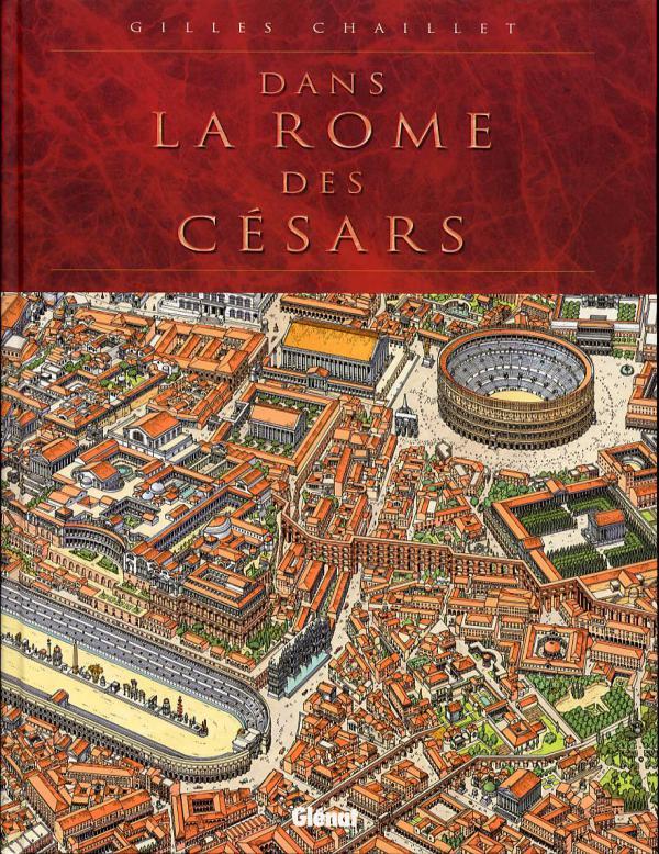 DANS LA ROME DES CESARS