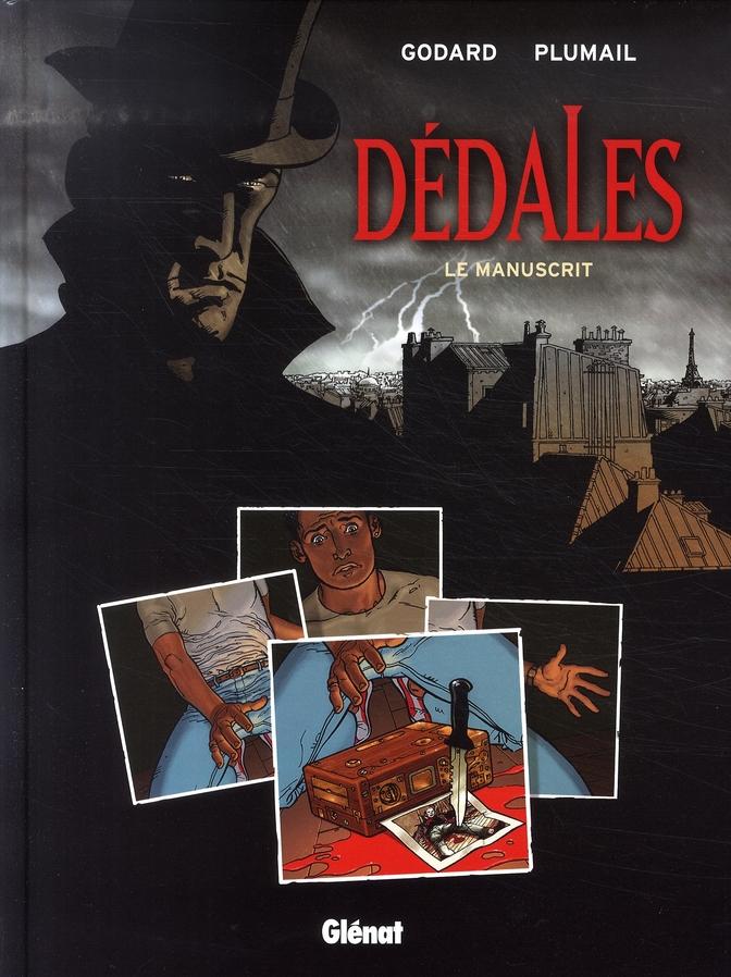 DEDALES - TOME 01 - LE MANUSCRIT