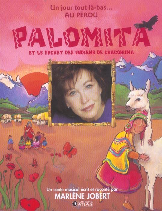 PALOMITA - ET LE SECRET DES INDIENS DE CHACOHUMA