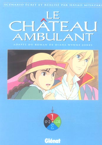 LE CHATEAU AMBULANT - TOME 01