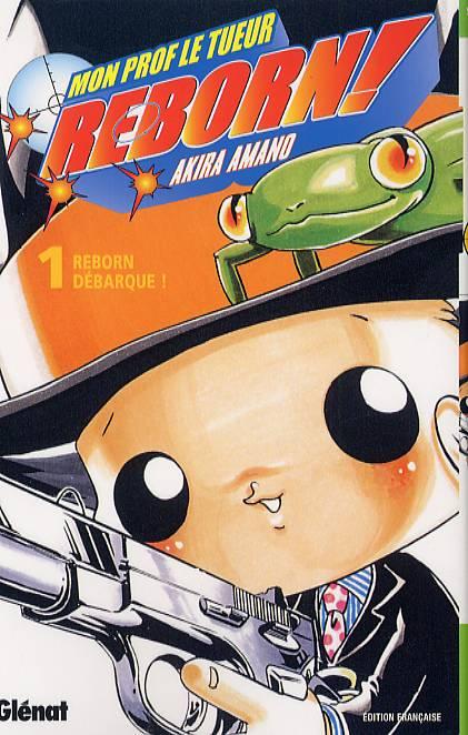 REBORN - TOME 01 - REBORN DEBARQUE !