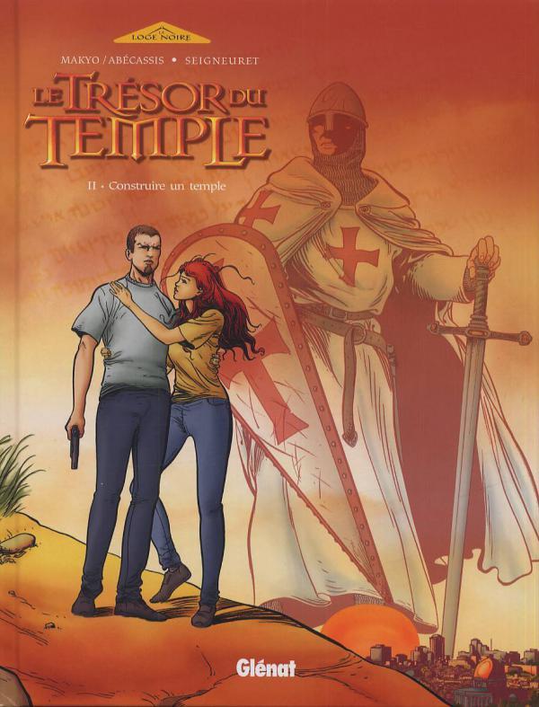 LE TRESOR DU TEMPLE - TOME 02