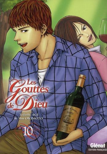 LES GOUTTES DE DIEU - TOME 10