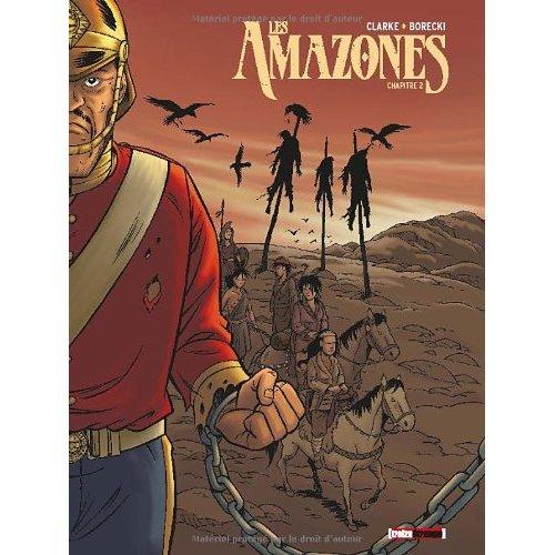 LES AMAZONES - TOME 02
