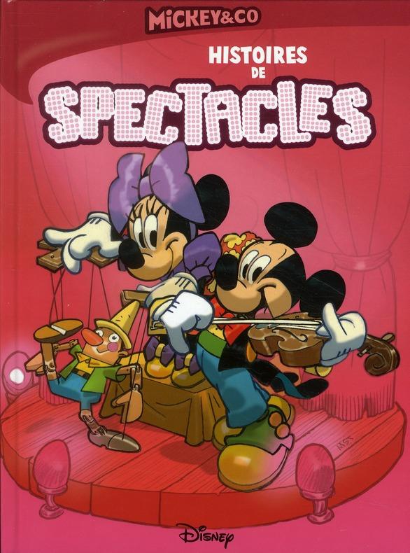 HISTOIRES DE SPECTACLES - -