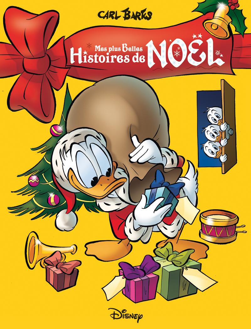 MES PLUS BELLES HISTOIRES DE NOEL - TOME 01