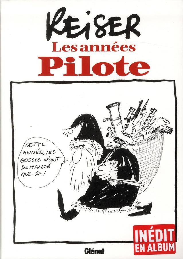 LES ANNEES PILOTE