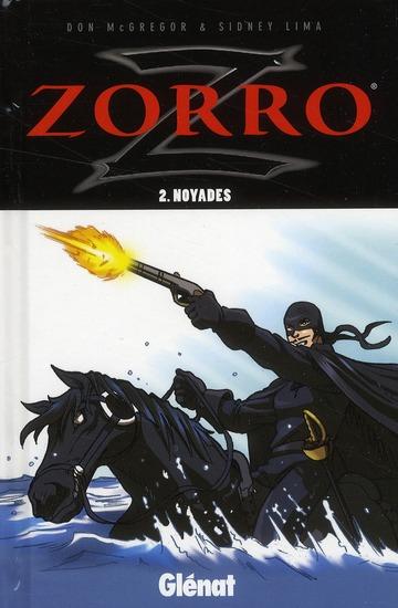 ZORRO - TOME 02 - NOYADES