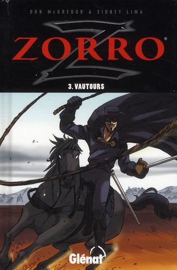 ZORRO - TOME 03 - VAUTOURS