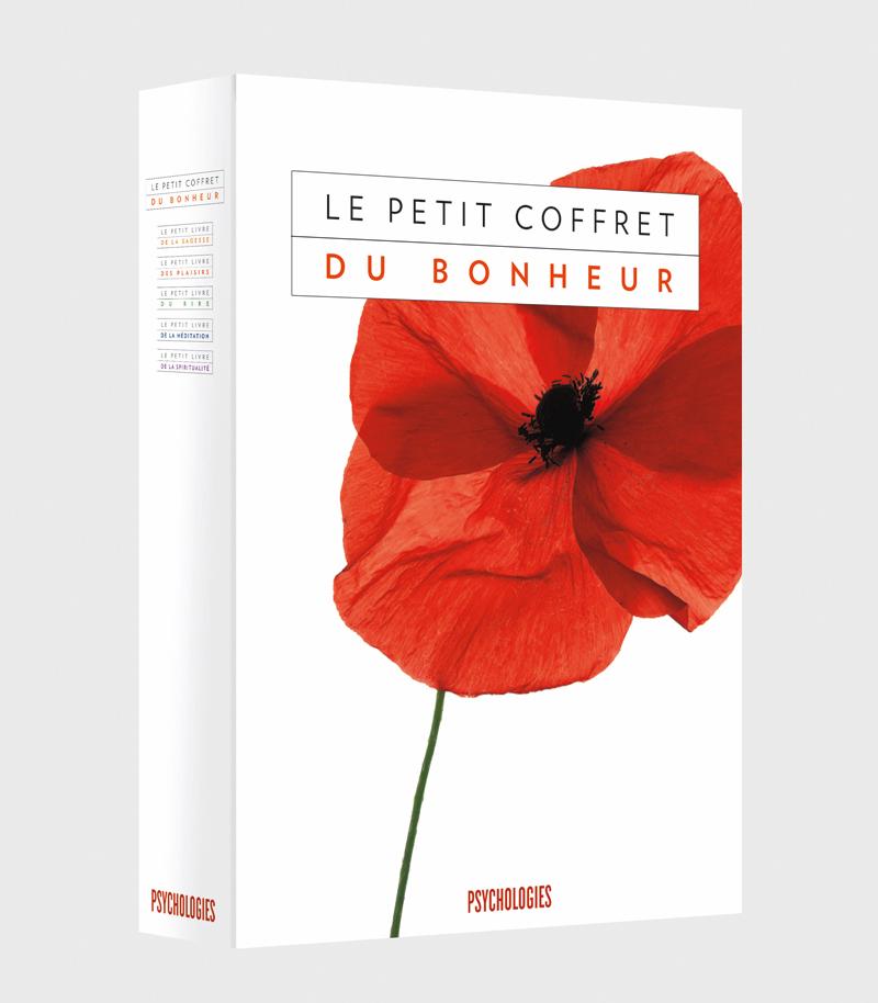 LE PETIT COFFRET DU BONHEUR - SAGESSE - PLAISIRS - MEDITATION - RIRE - SPIRITUALITE