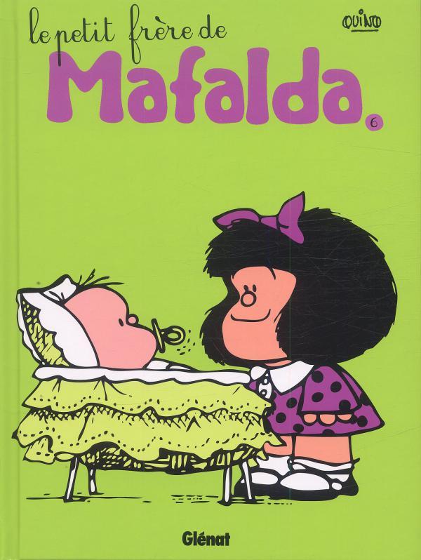 MAFALDA - TOME 06 NE - LE PETIT FRERE DE MAFALDA