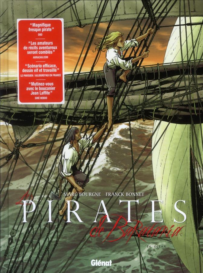 LES PIRATES DE BARATARIA - TOME 04 - OCEAN