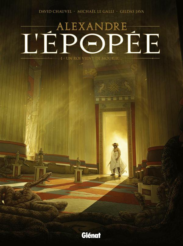 ALEXANDRE - L'EPOPEE - TOME 01