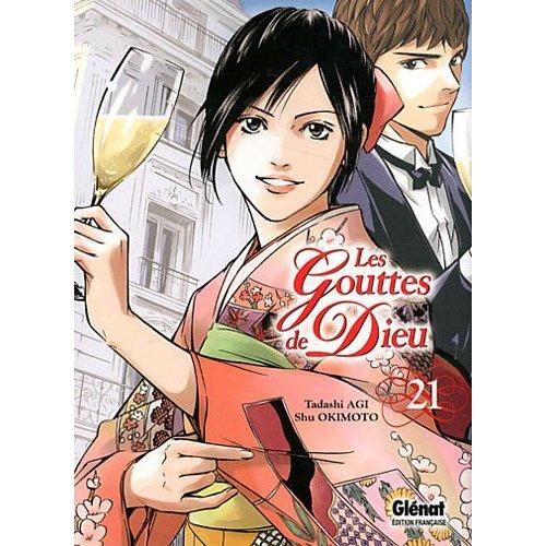 LES GOUTTES DE DIEU - TOME 21