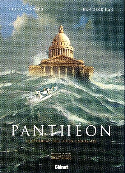 PANTHEON, LE TOMBEAU DES DIEUX ENDORMIS