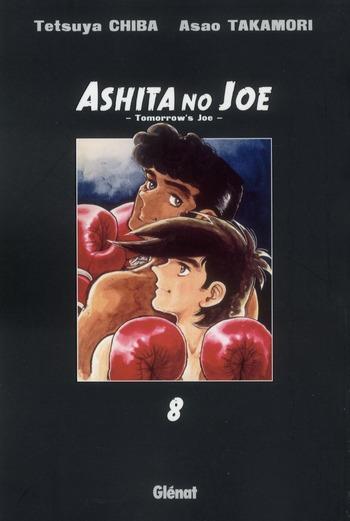 ASHITA NO JOE - TOME 08