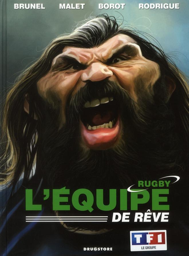 L'EQUIPE DE REVE - RUGBY