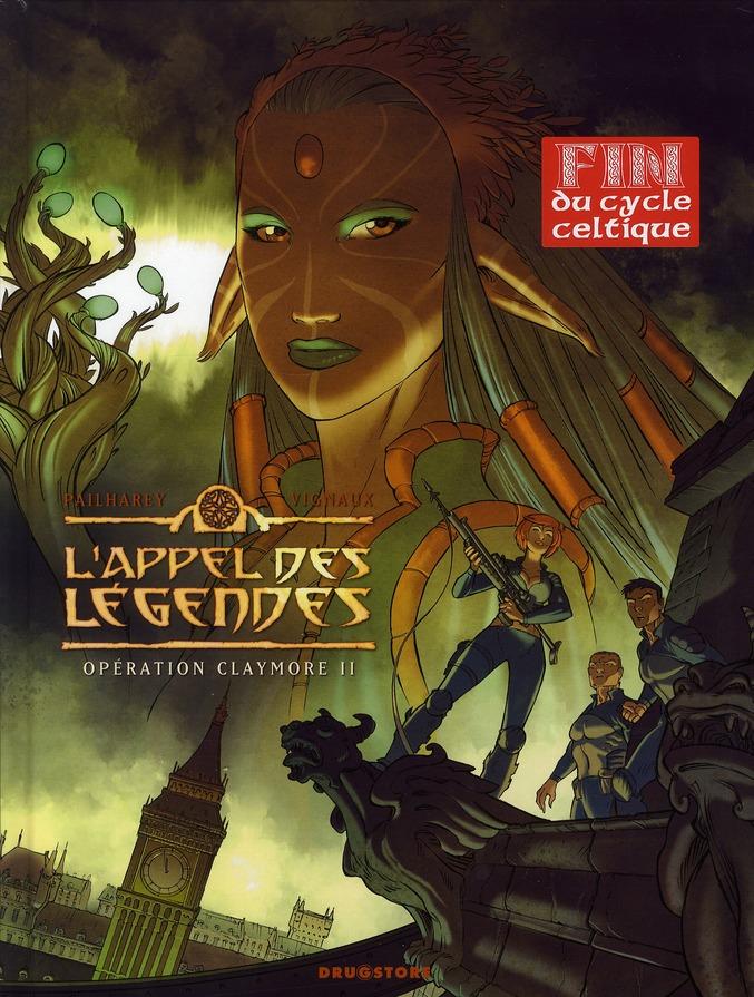 L'APPEL DES LEGENDES - TOME 02 - OPERATION CLAYMORE II