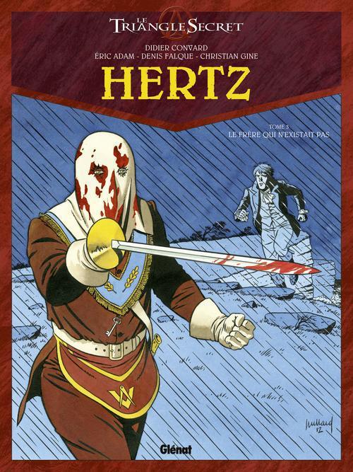 HERTZ - TOME 03 - LE FRERE QUI N'EXISTAIT PAS