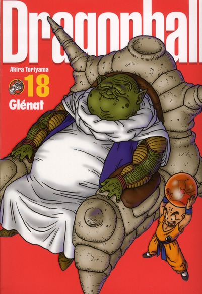 DRAGON BALL PERFECT EDITION - TOME 18