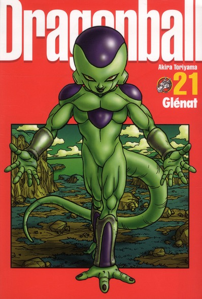 DRAGON BALL PERFECT EDITION - TOME 21
