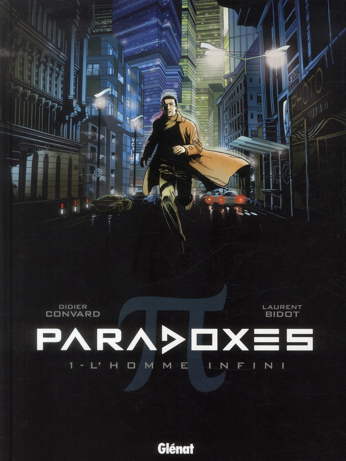 PARADOXES - TOME 01 - L'HOMME INFINI
