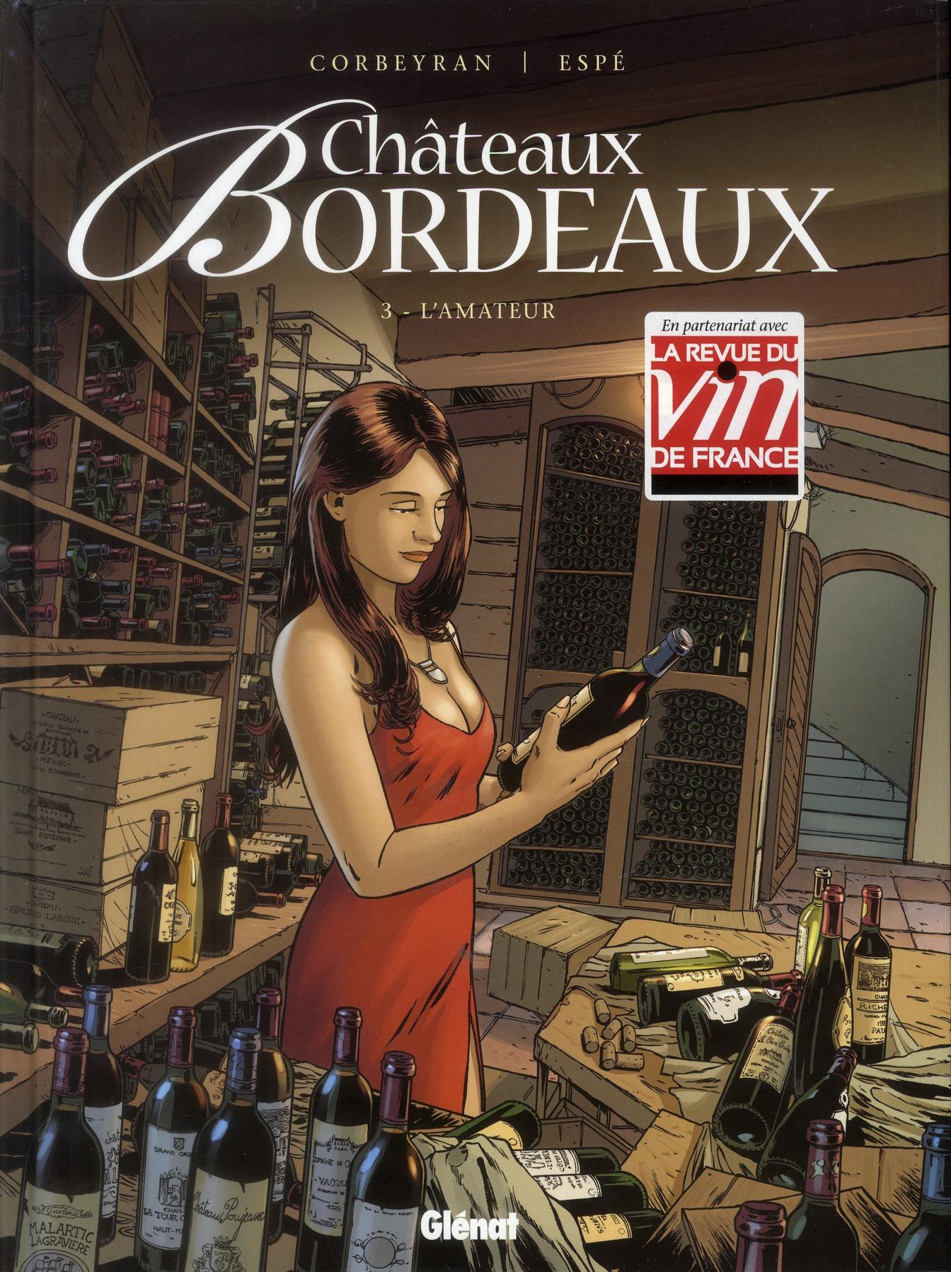 CHATEAUX BORDEAUX - TOME 03