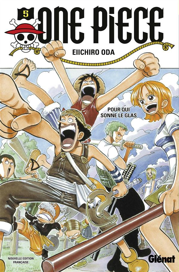 ONE PIECE - EDITION ORIGINALE - TOME 05 - POUR QUI SONNE LE GLAS