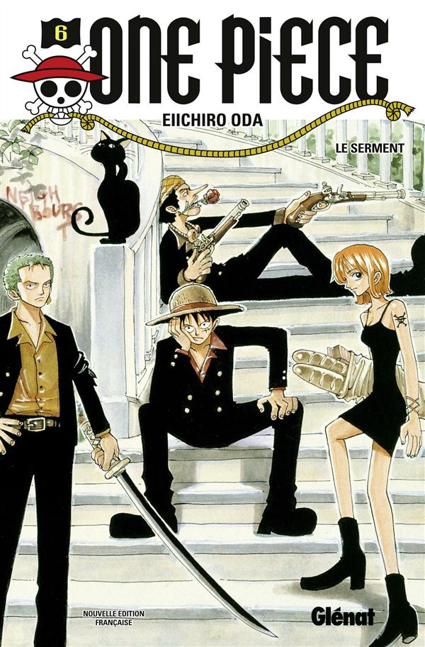 ONE PIECE - EDITION ORIGINALE - TOME 06 - LE SERMENT